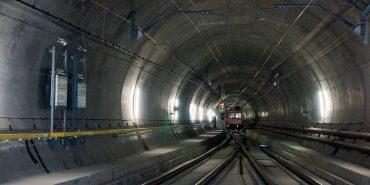 У Швайцарії відкрили найдовший тунель світу. ФОТО