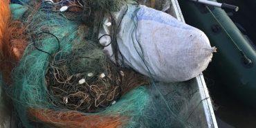 На Бурштинському водосховищі активісти зафіксували масштабне браконьєрство. ВІДЕО