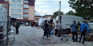 У Коломиї запрацював оптовий ринок, де до 7 ранку можна дешево купити продукти