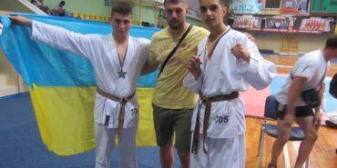 Каратисти з Коломиї здобули призові місця на Чемпіонаті Європи