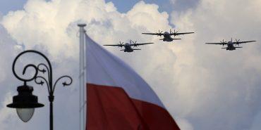 Президент Польщі закликав НАТО продемонстувати Росії силу