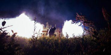 Очима американського фотографа: війна і Донбас. ФОТО
