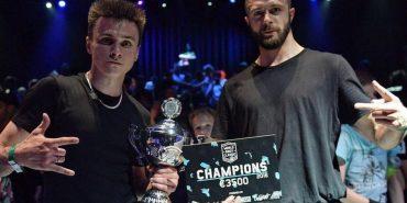 Український дует Navi виграв World Bboy Classic 2016 з брейкдансу. ВІДЕО