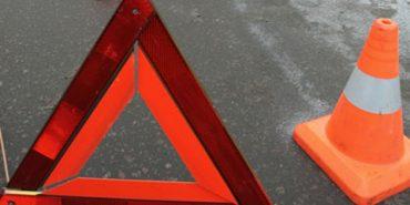 Автомобіль на Прикарпатті збив одразу п'ятьох дітей
