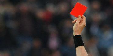 На Прикарпатті під час футбольного матчу судді зламали щелепу