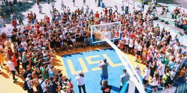Віталій Вінтоняк з Коломиї став найкращим гравцем наймасовішого в Україні баскетбольного турніру. ФОТО