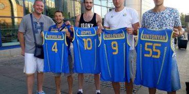 Коломиянин Віталій Вінтоняк увійшов до складу збірної України з баскетболу 3х3. ФОТО