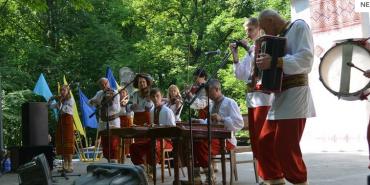 У Коломиї відсвяткували День пісні. ВІДЕО
