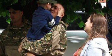 Поліцейські Прикарпаття знову вирушили на Схід України. ФОТО