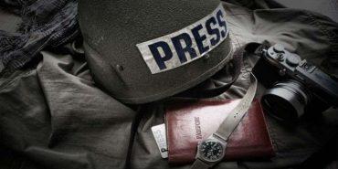 Парубій повідомив, що у зоні АТО загинули 14 журналістів