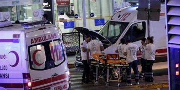 Теракт в аеропорту Стамбула скоїли громадяни Росії, Узбекистану та Киргизстану – спецслужби
