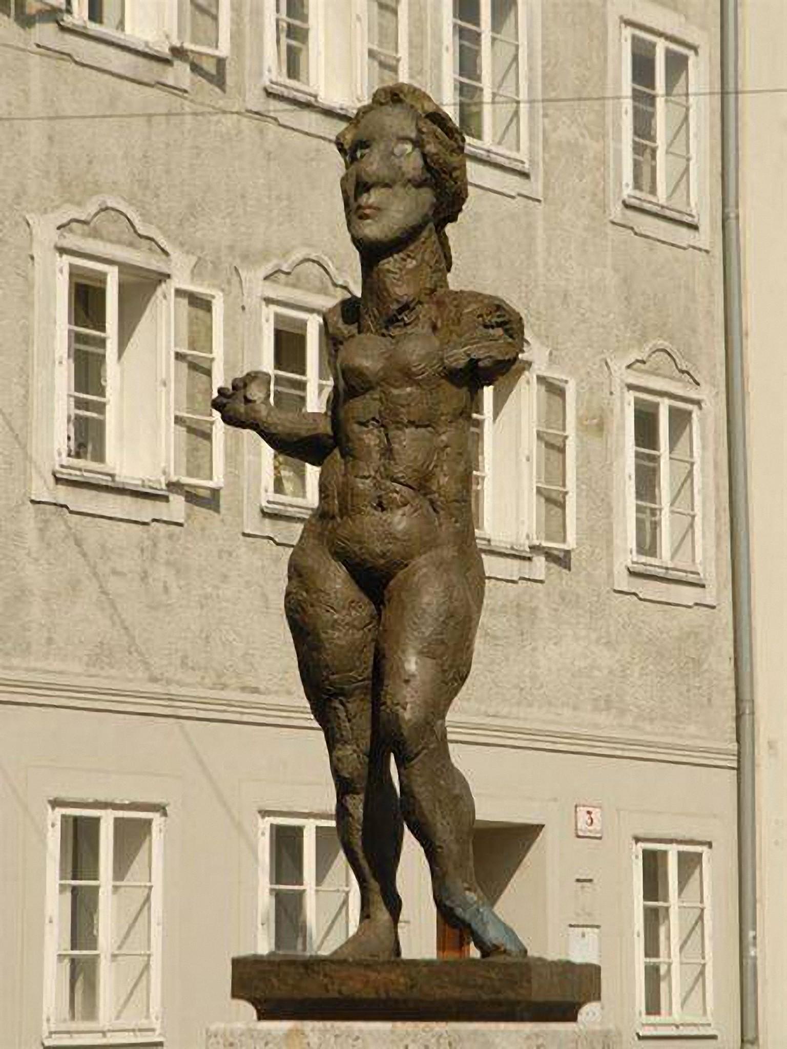 Маркус Люперц. Посвята Моцарту.