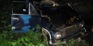 16-річний хлопець, який загинув у ДТП, був за кермом батькового автомобіля. ФОТО