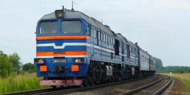 22 потяги затримали через наслідки стихії