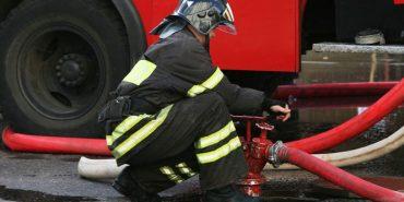На Коломийщині пожежа знищила господарську будівлю та 5 тонн сіна