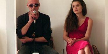 У Коломиї Юрій Іздрик та Ірина Цілик презентували свої книги. ВІДЕО