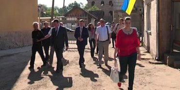 До кінця літа у Коломиї відбудеться відкриття військової частини. ВІДЕО