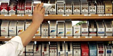 Сигарети подорожчають у 6 разів