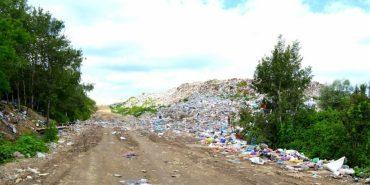 Понад 10 років обіцяють збудувати сміттєпереробні заводи на Прикарпатті. ФОТО