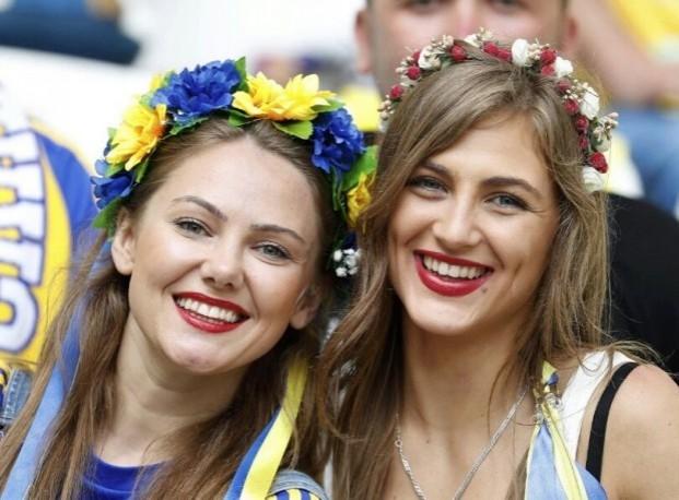 українки на футболі