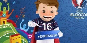 Євро-2016: Хто з ким гратиме у 1/8 фіналу