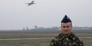 Другі роковини трагічної загибелі коломиянина Олександра Козолія, який був на борту збитого Іл-76