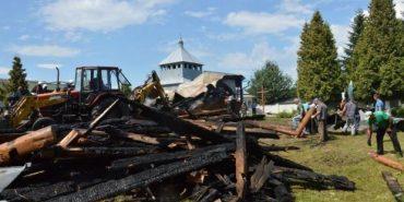 З обласного бюджету виділять 3 млн гривень, щоб захистити від пожеж старовинні прикарпатські церкви