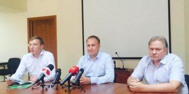 ЦВК прийняла 100% протоколів з ОВК. Віктор Шевченко дає прес-конференцію