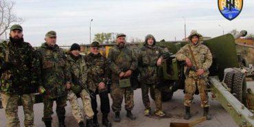 Учасниками АТО офіційно визнані шістнадцять прикарпатських добровольців. ФОТО