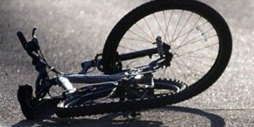 На Франківщині авто збило 13-річну велосипедистку – водій втік