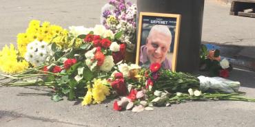 Завтра в Києві пройде прощання з Павлом Шереметом, поховають журналіста у Мінську