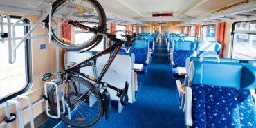 У приміських поїздах на Прикарпатті хочуть облаштувати веловагони