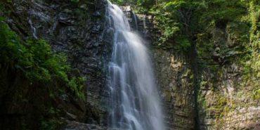 Манявський водоспад став гідрологічною пам'яткою природи загальнодержавного значення