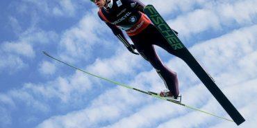 Перемоги на змаганнях зі стрибків з трампліна здобули семеро прикарпатських спортсменів