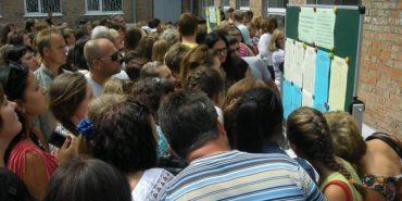 За 7 днів вступної кампанії абітурієнти подали до вузів на 97 тисяч заяв більше, ніж торік