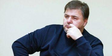 """Член """"Правого сектора"""" вдарив в обличчя скандального журналіста з Прикарпаття Коцабу"""