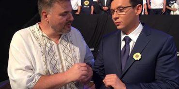 Журналіст Коцаба, якого судили за зрив мобілізації, прийшов на з'їзд нової партії екс-членів Оппоблоку