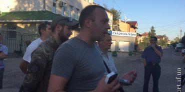 Василь Андріїв пояснив, чому учасники АТО судяться з міським головою Франківська