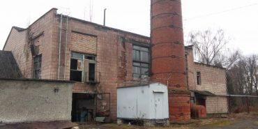 На паперовій фабриці у Коломиї загинув крадій металу, який впав з 10-метрової висоти
