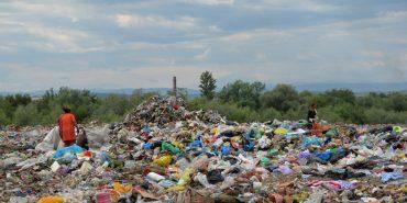Коломия – не помия?  Про наше і чуже сміття. ФОТОРЕПОРТАЖ