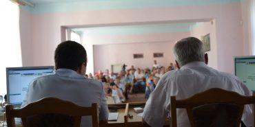 Сесія Коломийської міськради: 18 депутатів попри суперечки проголосували за створення третьої спортивної школи. ФОТОРЕПОРТАЖ