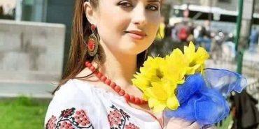 Коломиянка Юлія Курліщук: У Парижі можна зустріти у вишиванці людей різних національностей