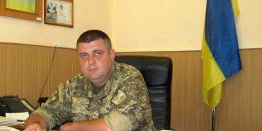 У Коломийському військкоматі — новий начальник Дмитро Пасічний