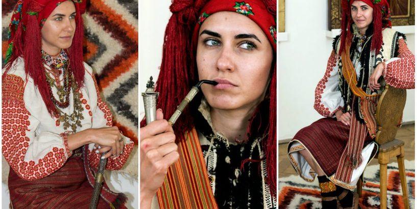 Парижанки Карпат: що і як одягали гуцульські панянки у минулому столітті (відеосюжет)