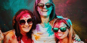 Color Run: прикарпатців кличуть на кольоровий забіг 23 липня