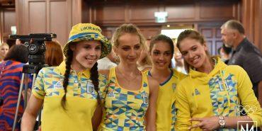 У такій формі збірна України виступатиме на Олімпіаді в Ріо-де-Жанейро