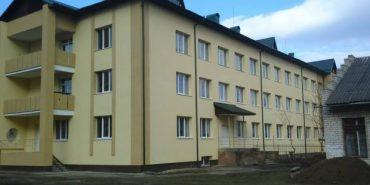У військовому госпіталі в Коломиї одночасне лікування можуть отримати до 75 хворих