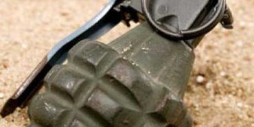 Косівчанин знайшов у лісі бойову гранату