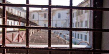 З в'язниці на Прикарпатті втік ґвалтівник
