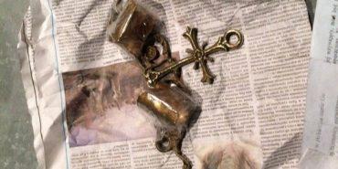 Рідкісні монети, банкноти, антикварні хрестики та ікони не дали вивезти з України працівники СБУ з Прикарпаття